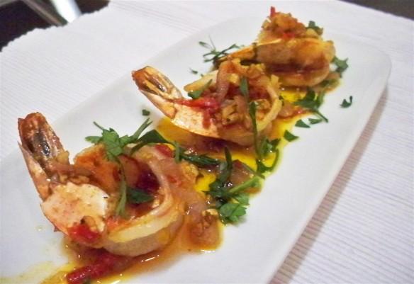 Spanish Shrimps with Smoked Paprika