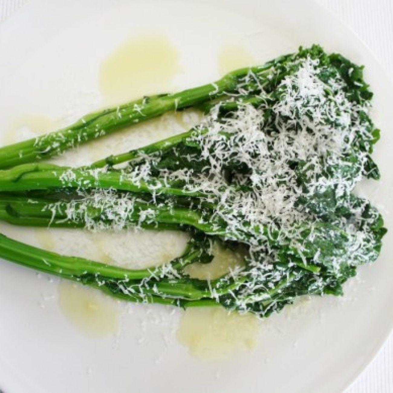 Broccoli Rabe My Style!