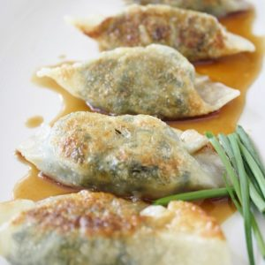 Vegetarian Dumplings