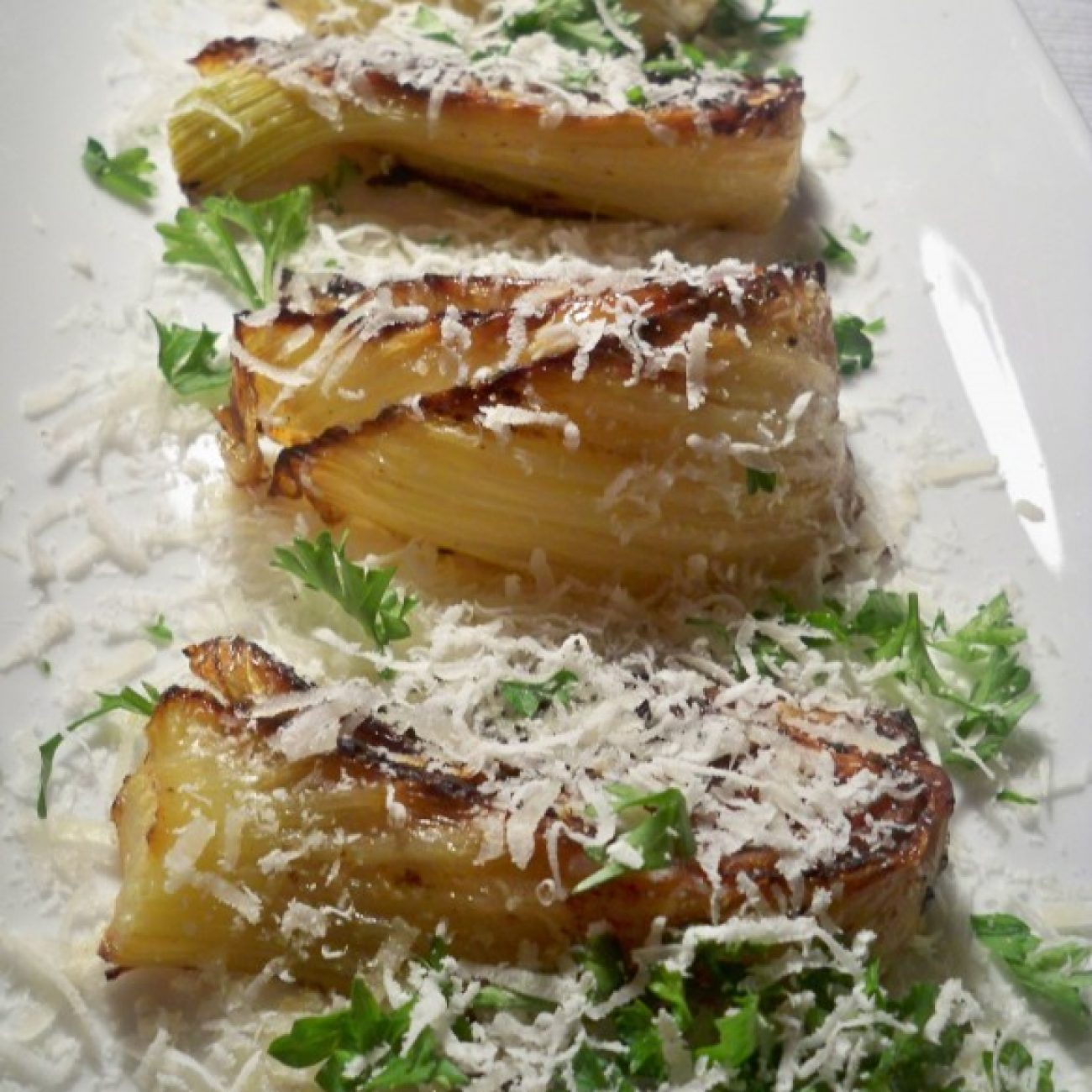 Pan Fried Fennel