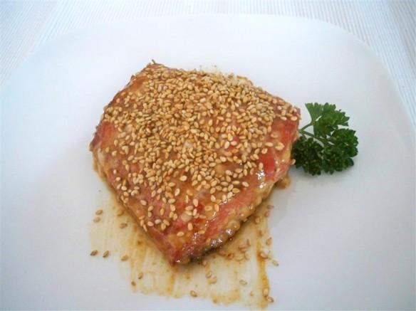 Asian Wild Salmon