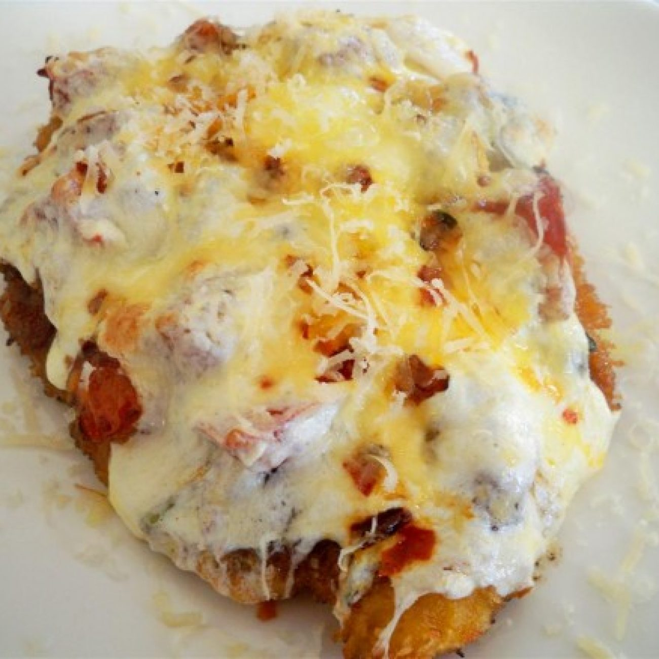 New Style Chicken Parm