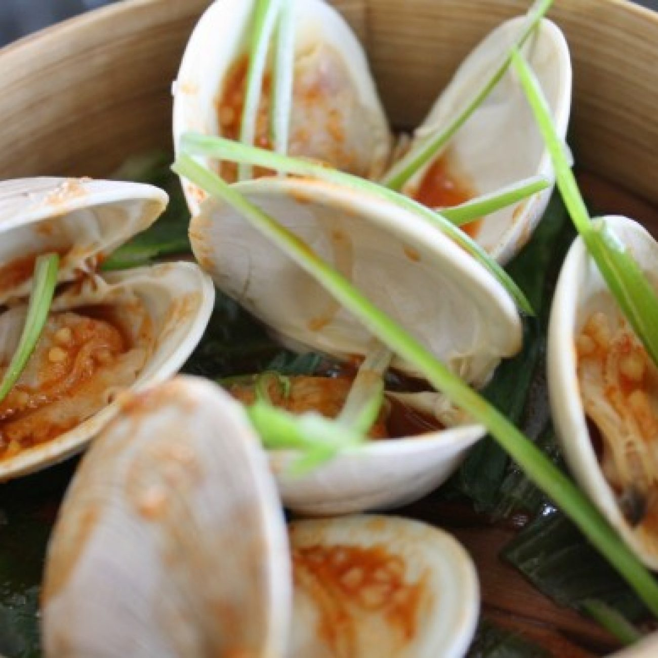 Chinatown Clams