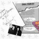 Benny's Contract with Paul Stanley